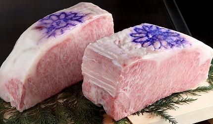 東京的神戶牛鐵板燒專門店「神戸牛すてーきIshida. 銀座本店」內的牛排肉質鮮嫩是但馬牛中最高級的神戶牛