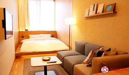 銀座無印良品飯店mujihotel房型c預約