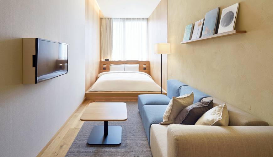 銀座無印良品飯店「MUJI HOTEL」開幕直擊!無印良品世界旗艦店、MUJI Diner同時登場ㄞ