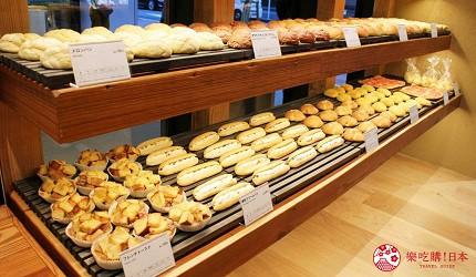 銀座無印良品旗艦店限定無印良品麵包坊的麵包