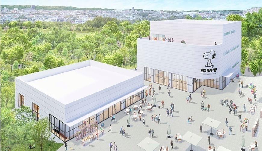 東京史努比博物館新開幕自由行景點推薦必去SNOOPY MUSEUM TOKYO町田市南町田Gran Berry Park