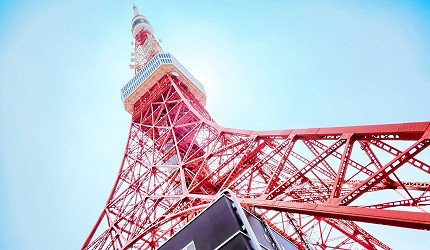 舉辦TOKYO TOWER HIGHBALL GARDEN的東京鐵搭