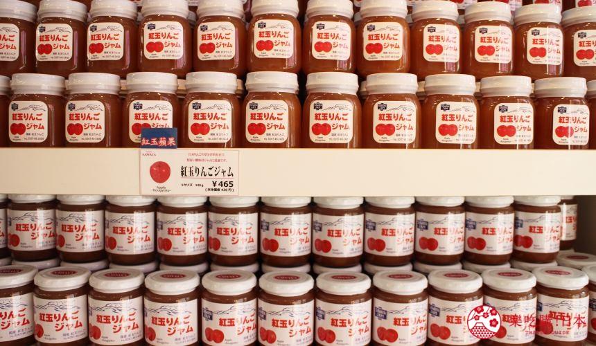 日本長野輕井澤「舊輕井澤銀座通」果醬店「澤屋」的果醬