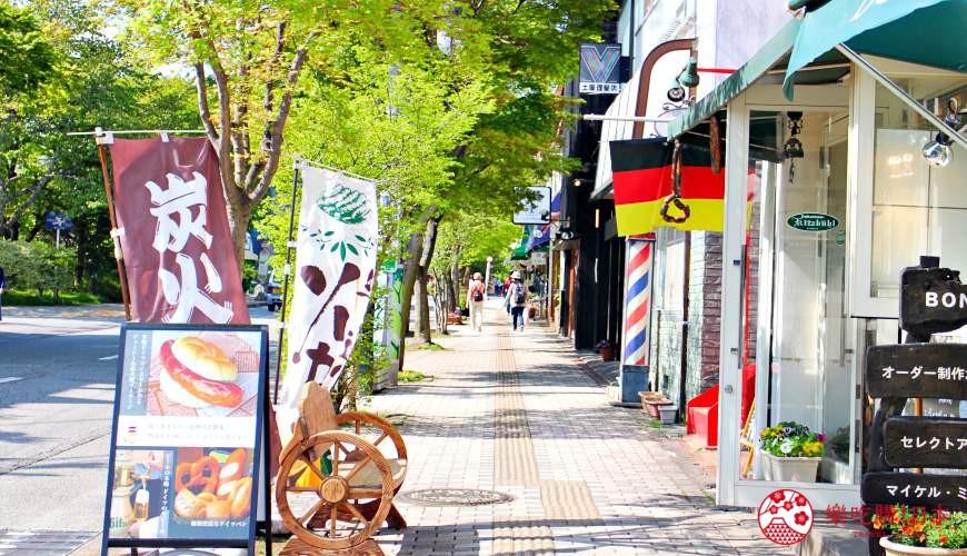 日本東京自由行輕井澤近郊一日遊長野購物伴手禮全攻略舊輕井澤銀座通榆樹街小鎮OUTLET必買看這篇