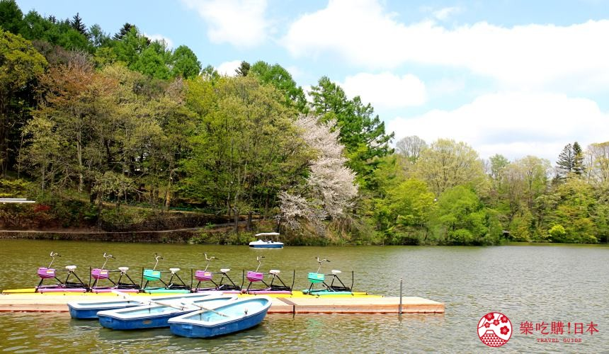 日本長野輕井澤一日遊必去人氣景點日劇《四重奏》象徵性場景「鹽澤湖」