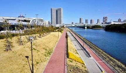 亚洲同志第2友善城市「东京」的春海桥公园