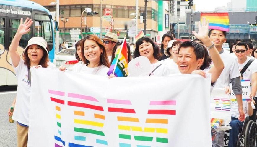 亚洲同志第2友善城市「东京」的2019东京同志大游行