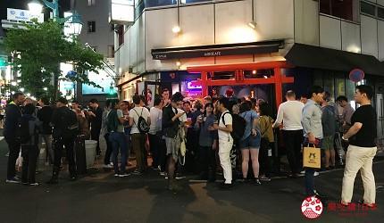亚洲同志第2友善城市「东京」的新宿二丁目的同志酒吧「AiiRO CAFE」