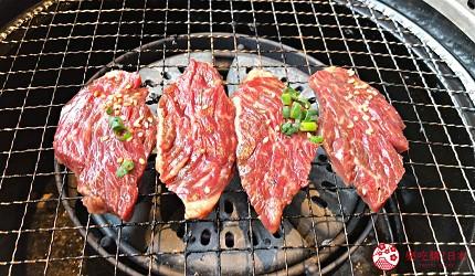 距離「MITSUI OUTLET PARK木更津」只需10分鐘步程,以親民價格提供和牛燒肉料理的「焼肉DINING大和 木更津金田店」提供的燒肉套餐的牛肉份量十足