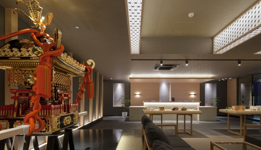 和風時尚的公寓式飯店