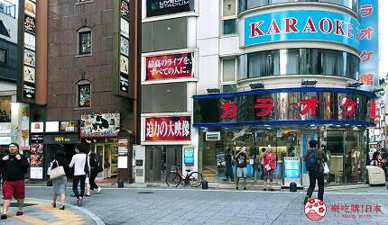 前往東京新宿歌舞伎町高級壽司店推薦「鮨佐和」的交通方式步驟二