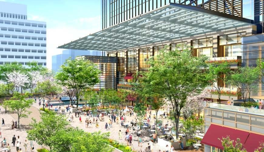 東京自由行東京2021新景點新開幕景點推薦銀座coredo室町terrace誠品生活日本橋