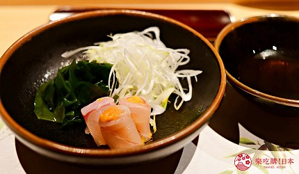 日本東京旅遊銀座高級壽司推薦推介江戶前壽司OMAKASE「鮨ふくじゅ」的石斑魚涮涮鍋(羽太しゃぶしゃぶ)照片一