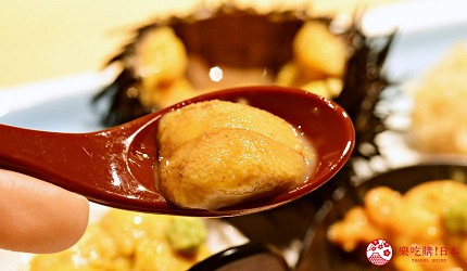 日本東京旅遊銀座高級壽司推薦推介江戶前壽司OMAKASE「鮨ふくじゅ」的海膽ウニ