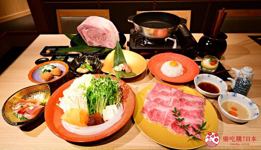 銀座黑毛和牛涮涮鍋「個室肉會席 吟」,6,000日圓即可享受國產黑毛和牛與頂級桌邊服務!