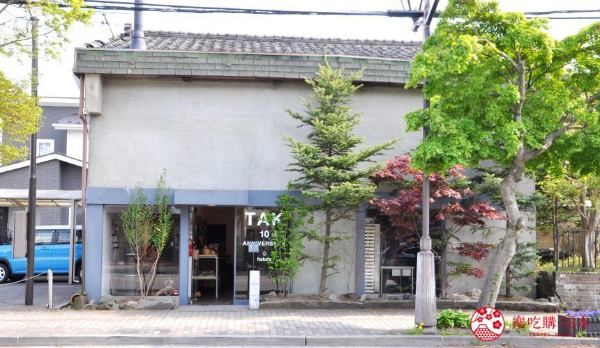 輕井澤一日遊必吃打卡美食的歐風麵包雜貨店「Haluta」