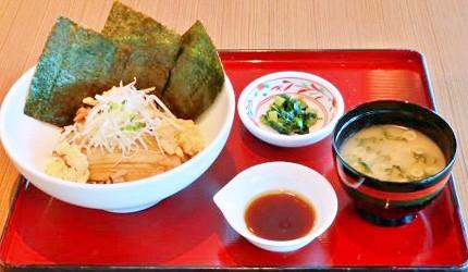 东京景点水族馆品川水族馆景观餐厅品川丼