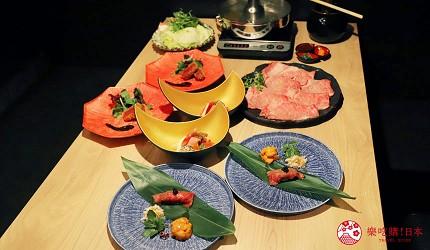 東京吃和牛涮涮鍋推薦新宿「しゃぶ匠 一二新宿」的最高級黑毛和牛A5但馬太田牛涮涮鍋套餐