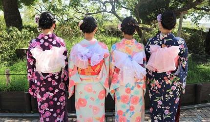 東京浴衣租借著物租借淺草愛和服