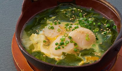 東京燒肉吃到飽燒肉推薦焼肉上野太昌園菜單干貝粥