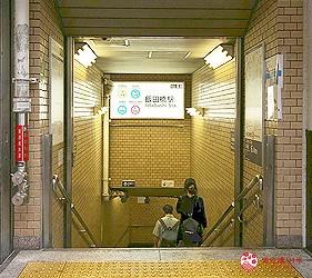 東京神樂坂必吃螃蟹會席料理「美山 神樂坂」的餐廳交通方式步驟一
