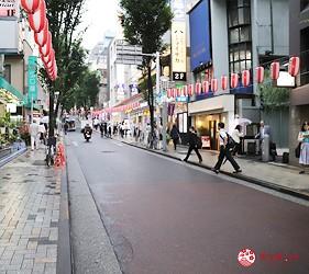 東京神樂坂必吃螃蟹會席料理「美山 神樂坂」的餐廳交通方式步驟二