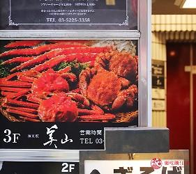 東京神樂坂必吃螃蟹會席料理「美山 神樂坂」的餐廳交通方式步驟三