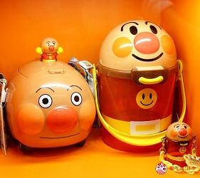 橫濱麵包超人博物館一樓麵包超人爆米花桶