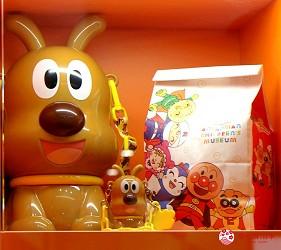 橫濱麵包超人博物館必買狗狗起司爆米花桶