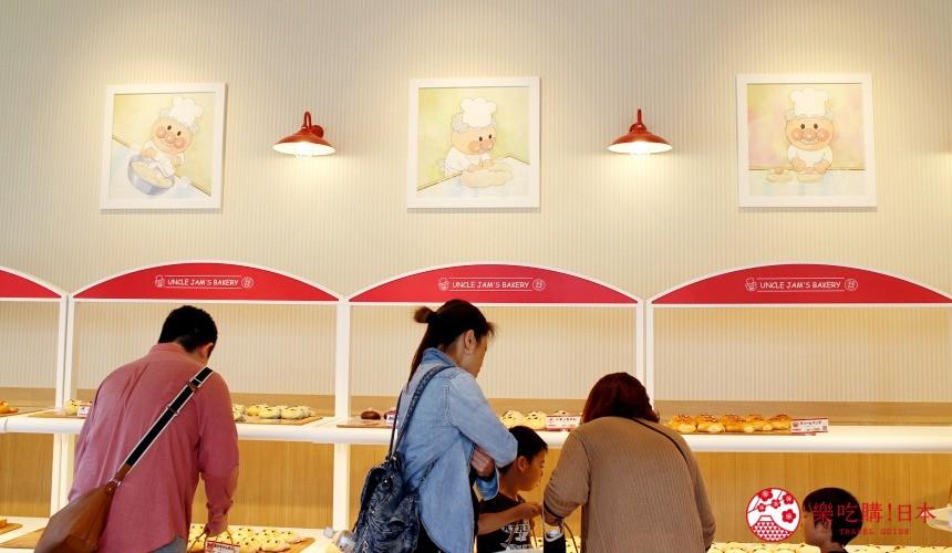 橫濱麵包超人博物館「果醬叔叔的麵包工廠」