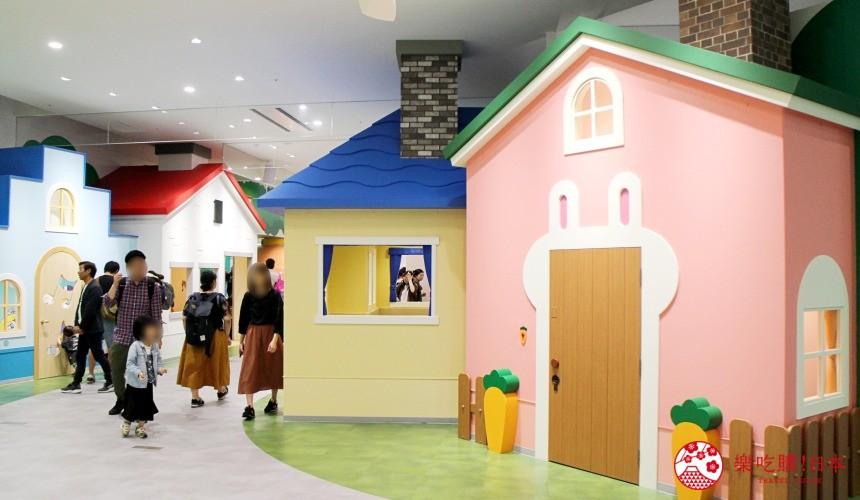 橫濱麵包超人兒童博物館三樓