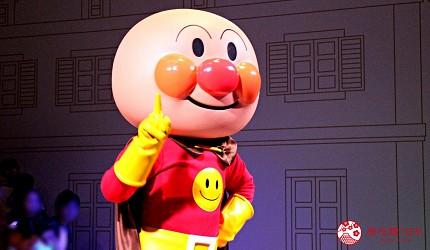 橫濱麵包超人兒童博物館麵包超人歌舞秀