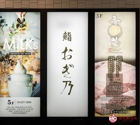 东京惠比寿高级寿司店推荐「鮨 おぎ乃」的交通方式步骤三
