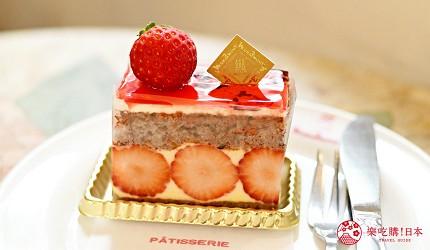 東京景點推薦府中市美食甜點Monamour清風堂本店モナムール清風堂本店Monamour蛋糕