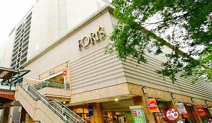 東京景點推薦府中市府中車站購物Foris