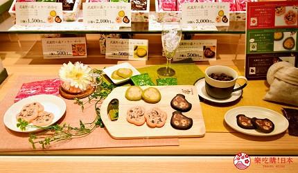 東京景點推薦府中市美食伴手禮青木屋武藏野之森曲奇餅乾
