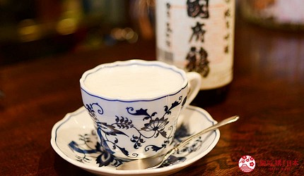 東京景點推薦府中市美食咖啡廳藏cafe酒糟拿鐵