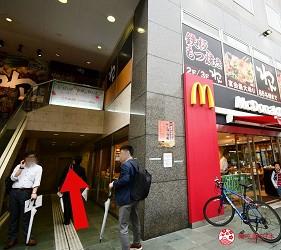 前往東京三田超強CP值居酒屋「樋口」的交通方式步驟三