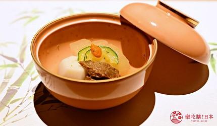 東京三田超強CP值居酒屋「樋口」的「翠」套餐的冷製煮物遠照