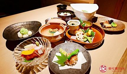 東京三田超強CP值居酒屋「樋口」內的「翠」套餐料理