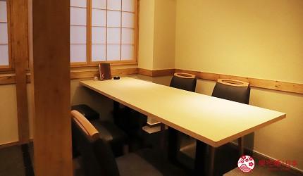 東京神樂坂必吃螃蟹會席料理「美山 神樂坂」的餐廳座位照片之一