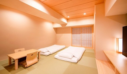karaksahotel唐草飯店東京車站店日式家庭房
