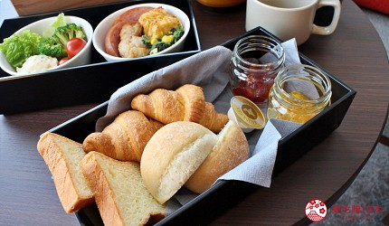 karaksahotelpremier唐草飯店銀座旗艦店房內早餐免費