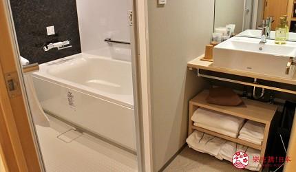 karaksahotel唐草飯店東京車站店房型日式家庭房浴缸