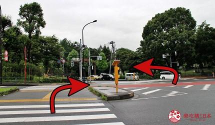 东京推荐天妇罗店「天ぷら きく元」的交通方式步骤三