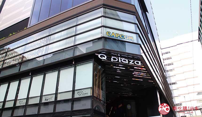 日本東京池袋自由行懶人包推薦景點Qplaza