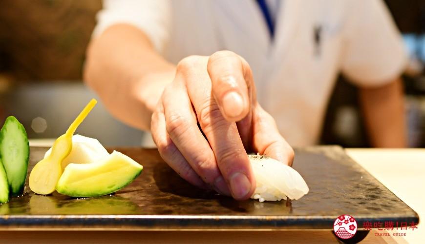 东京滨松町站高级寿司推荐「鮨 佐竹」:东京铁塔走路可达,精致寿司9,980円起
