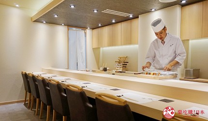 東京上野必吃高級壽司店「すし尽誠」的二廚