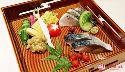 東京上野必吃高級壽司店「すし尽誠」的「おまかせコース」的生魚片拼盤