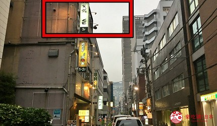 前往東京高級壽司店推薦「天鮨」的交通步驟第四步